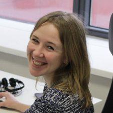 Iryna Chvarkova, PhD