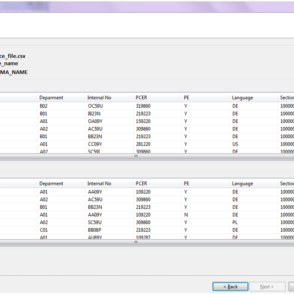 SAP HANA :: Loading Data from Flat Files via SAP HANA Studio – SKYBUFFER