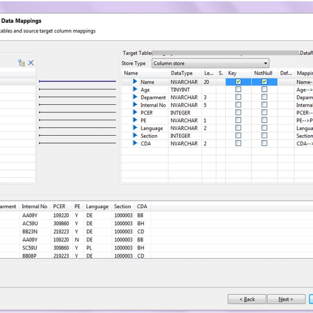 SAP HANA :: Loading Data from Flat Files via SAP HANA Studio