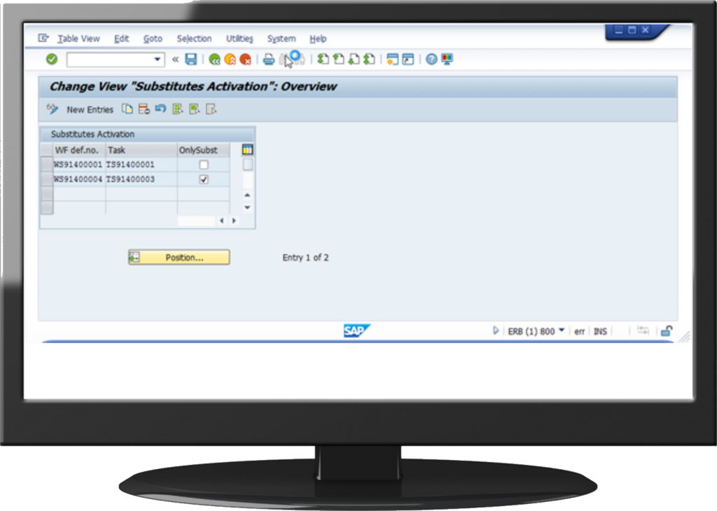 S/4HANA AND SAP ECC FEATURE LIST OF ACTION CARDS (IDD ADD-ON
