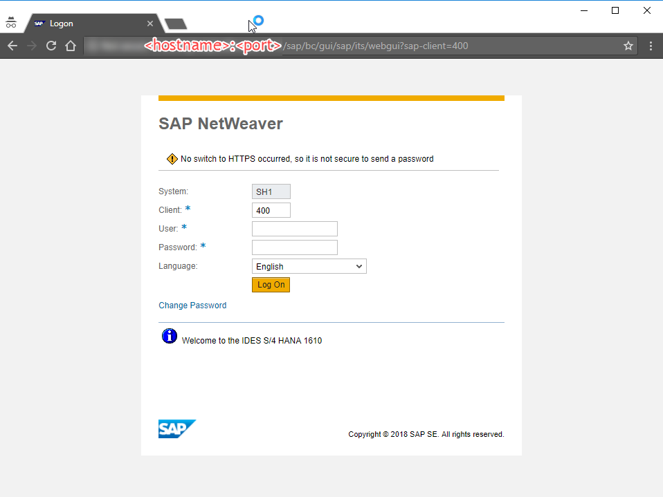 Similarity and Difference Between SAP WebGUI and S/4HANA SAP